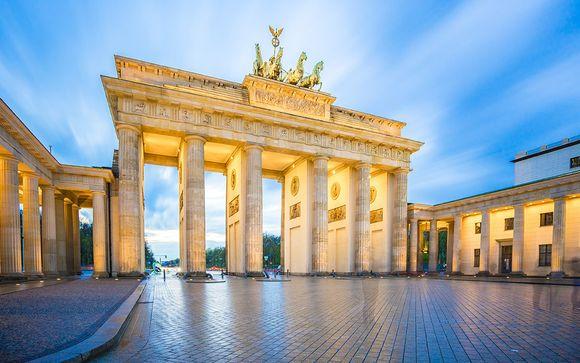 Goodman S Living 4 Berlin Bis Zu 70 Voyage Prive