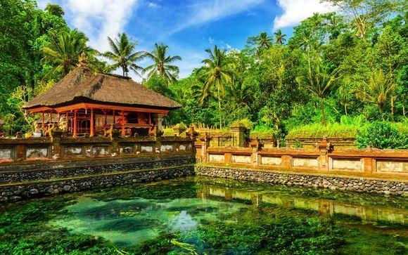 Willkommen in... Indonesien!