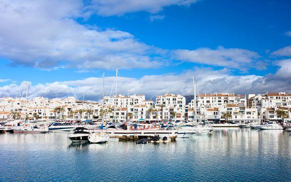 Willkommen in... Marbella!