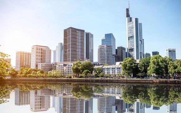 Willkommen in... Frankfurt!