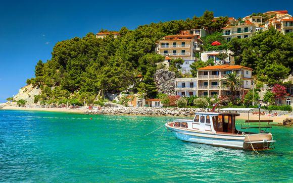 Willkommen an... der kroatischen Adriaküste!