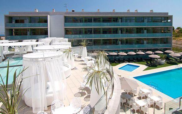 Hotel Four Elements Suites 4* (Nur für Angebot 1)