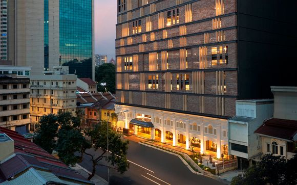 Hotel Stripes Kuala Lumpur 5*