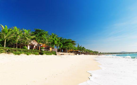 Ihr optionaler Strandaufenthalt in Mui Ne