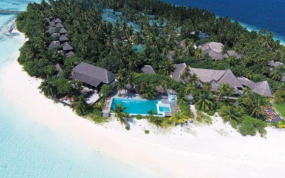 Willkommen auf den Malediven !
