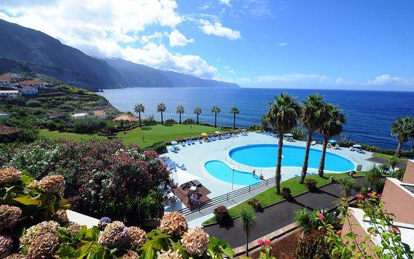 Willkommen in... Madeira!