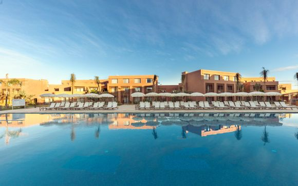 Be Live Experience Marrakech Palmeraie 4*