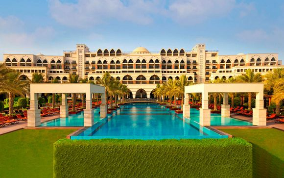 Ihr Hotel: Resort Jumeirah Zabeel Saray