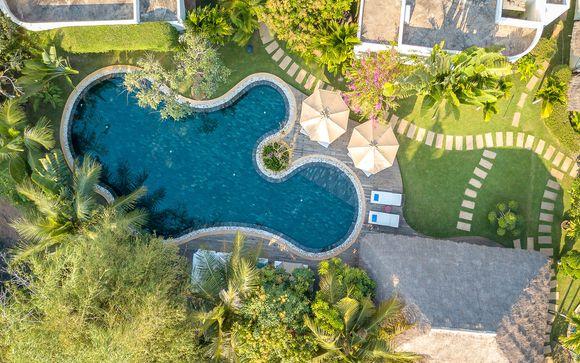 Navutu Dreams 5* Hotel in Siem Reap