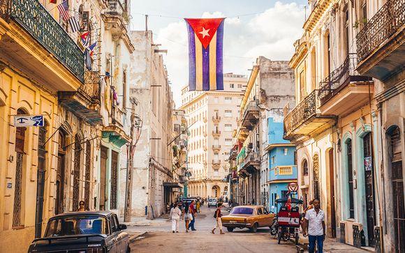 Willkommen in... Kuba!