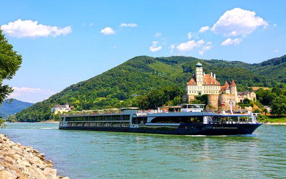 Willkommen an... der Donau!