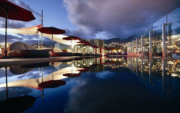 Ihr 5* Hotel: The Vine Hotel Funchal