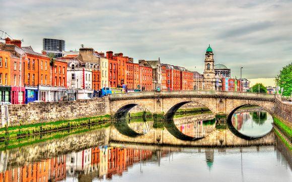 Willkommen in... Dublin!