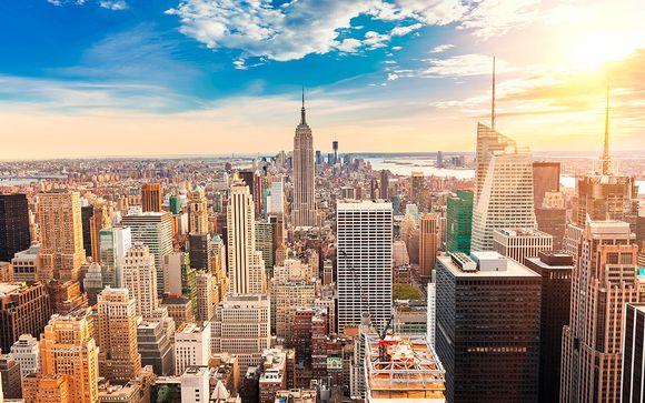 Willkommen ... in New York!