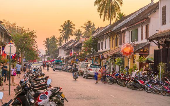 Ihre optionaler Verlängerung in Laos