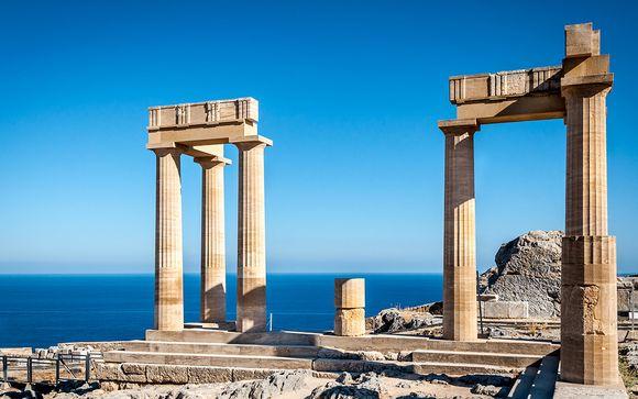 Willkommen auf... der Insel Rhodos!