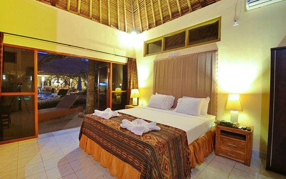 Hotel Bayshore Villen Candidasa