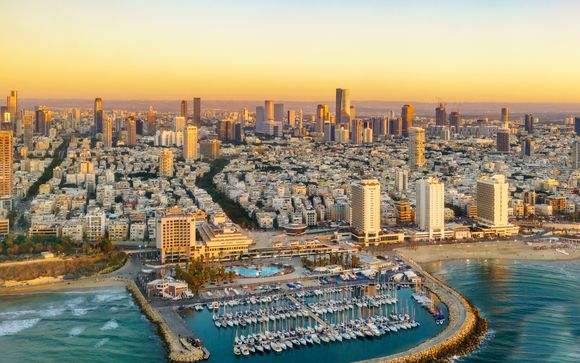 Willkommen in... Tel Aviv!