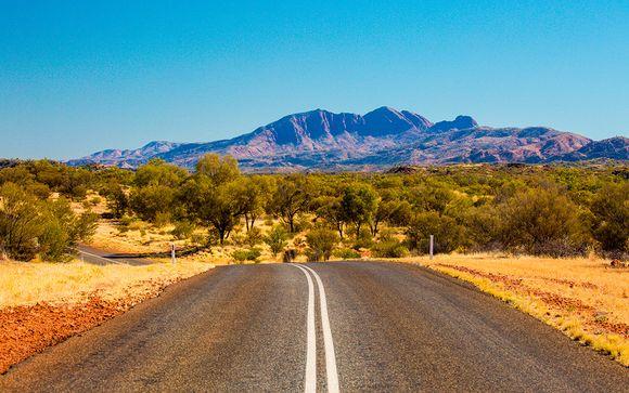 Autotour - Empfohlene Reiseroute