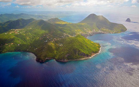 Willkommen auf... Martinique!