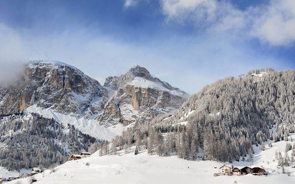 Willkommen in... den Dolomiten!