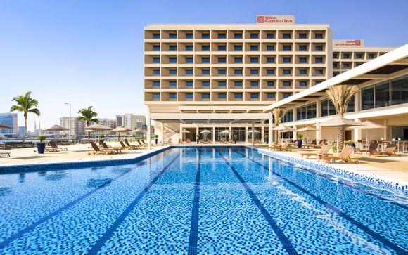 Hilton Garden Inn Ras Al Khaimah 4*