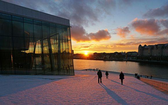 Willkommen in... Oslo und Kopenhagen!