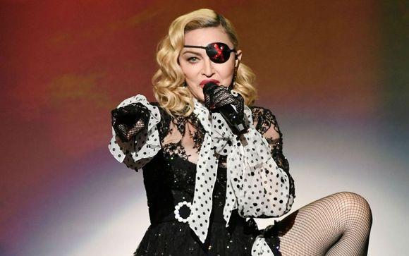 Madonna Madame X Show