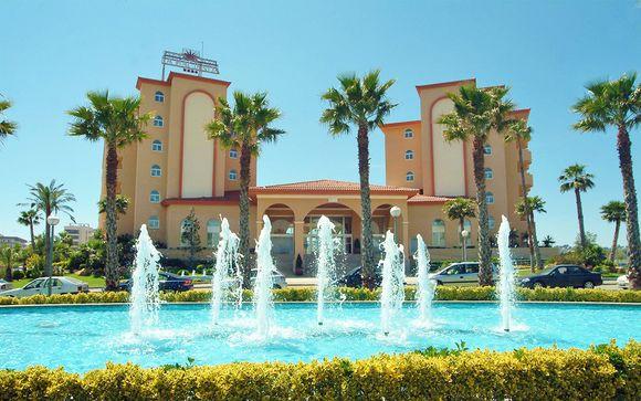 Gran Hotel La Hacienda 4 *