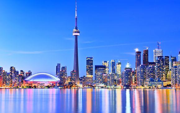 Willkommen in... Kanada!