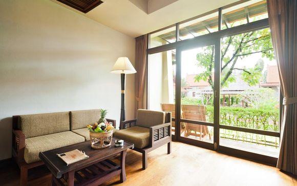 Hotel Khaolak Bhandari 4*