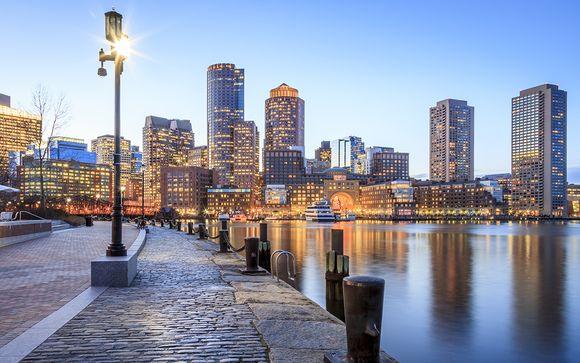 Willkommen in... Boston!