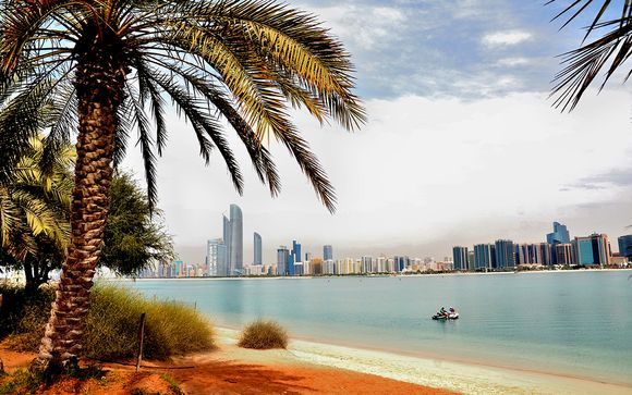 Willkommen in... Dubai und in Abu Dhabi!