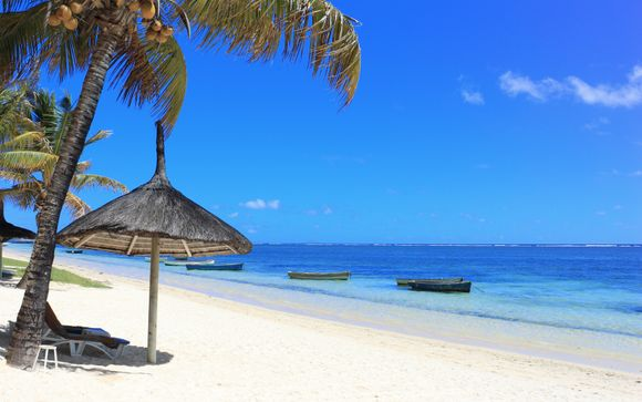 Willkommen in... Mauritius!
