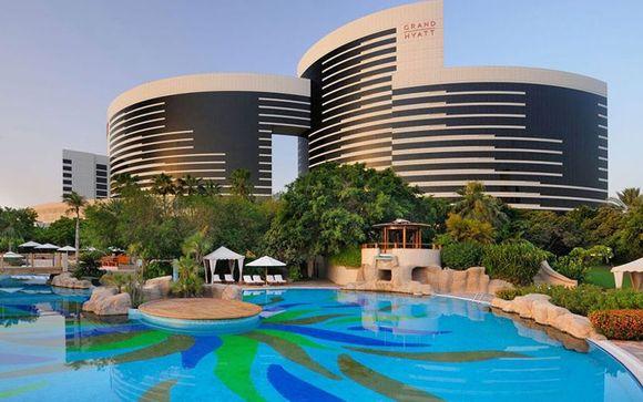 Dubai - Das Grand Hyatt Dubai 5*