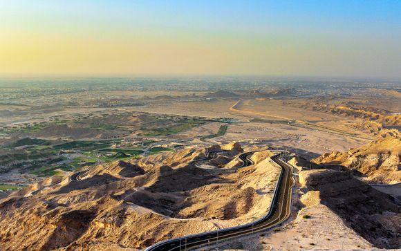 Willkommen in... Abu Dhabi und Al Ain!