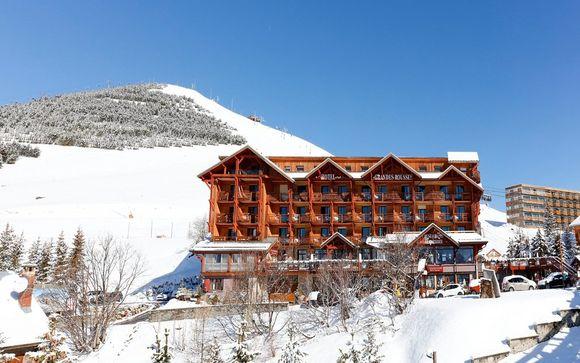 Hotel Les Grandes Rousses 4*