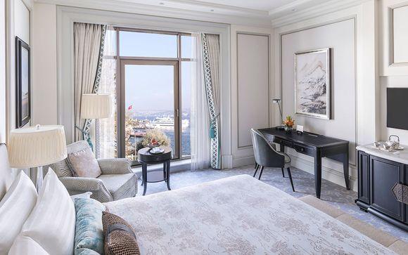 Shangri La Istanbul 5* Hotel