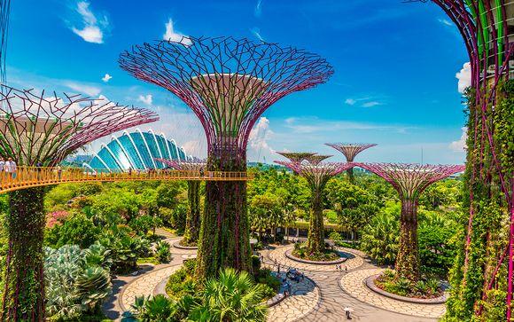Ihre Reise nach Singapur im Detail (nur Angebot 2)