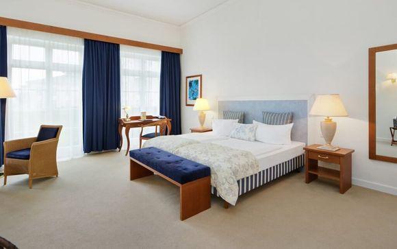 Ihr Zimmer im Precise Resort Schwielowsee 4*