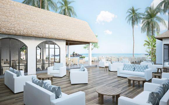 Ihr möglicher Aufenthalt im Hotel Seasense Boutique Hotel & Spa 5* Mauritius