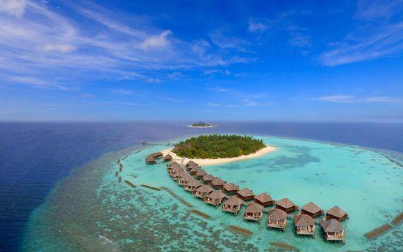 Willkommen in... Indien und auf den Malediven!