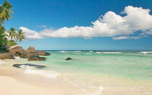 Willkommen... auf den Seychellen und in Dubai!