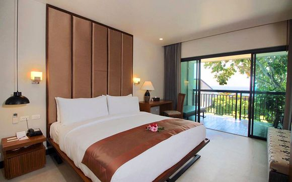 Ihr Hotel Holiday Inn 4* in Kho Phi Phi