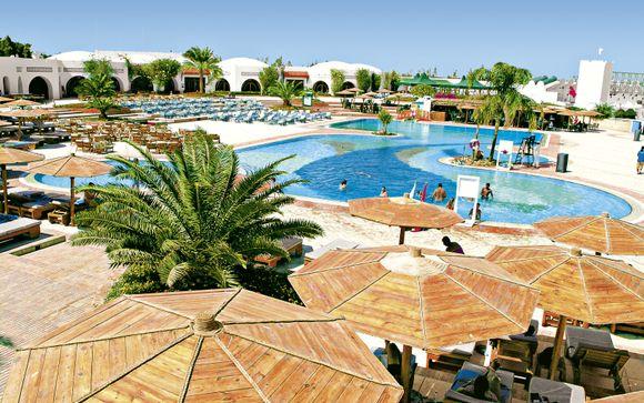 Ihr Badeaufenthalt im 4* Hotel Mercure Hurghada
