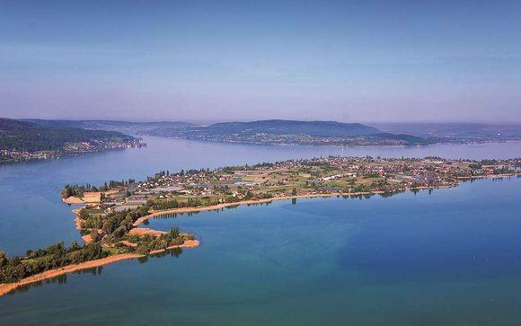 Willkommen auf... der Insel Reichenau!