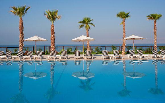 Option Strandverlängerung Holiday Inn Mer Morte 5*