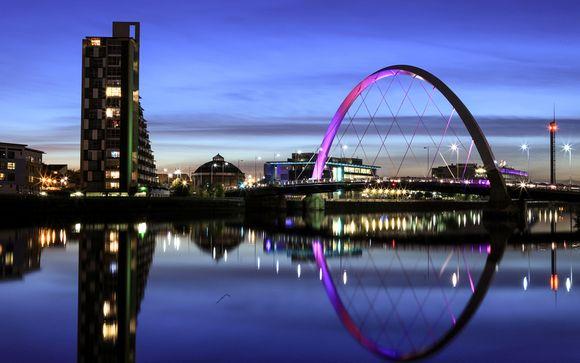 Willkommen in... Glasgow!
