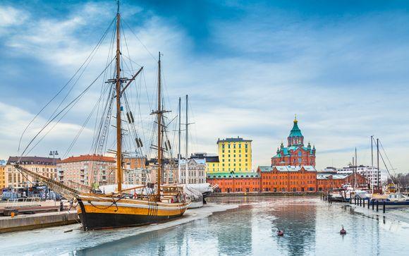 Willkommen in... Helsinki!