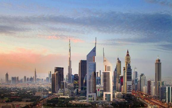 Willkommen in... den Vereinigten Arabischen Emiraten!!